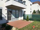 2-izbový byt  58,38 m2 +záhrada s terasou 61 m2
