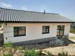 Novostavba murovaného rodinného domu