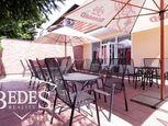 BEDES | Odstúpenie zabehnutej reštaurácie, 2x terasy, vlastné parkovanie, Prievidza