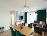 PRENÁJOM - 2 izbový byt, 52 m2 s terasou, zariadený - CASTLE BOJNICE