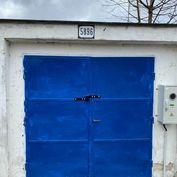 Garáž na predaj, Považská ul., elektrina, montážna jama