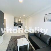 2-izbový byt novostavba s 25m2 terasou a garážou na Coboriho ulici