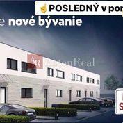 POSLEDNÝ dom v ponuke!! 5-izbový dom+3 parkovacie miesta+60 m2 terasa