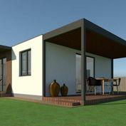 Rodinný dom za cenu bytu !!! Možné umiestniť aj v záhrade