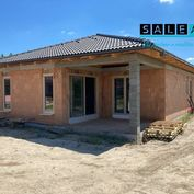 Novostavba 4-izbového rodinného domu v Kráľovej pri Senci, 105 m2, pozemok 500 m2, možnosť dokončeni