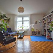 Priestranný podkrovný 2i byt, tehlový dom, Šancová, BA - Staré Mesto