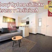 1 izbový byt na sídlisku Terasa v Košiciach