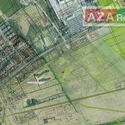 REZERVOVANÉ Investičný stavebný pozemok v DNV pri Volksvagene Vám ponúkame na predaj-pre bytové a ro