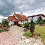 Dom Košice - Krásna, Polesná ul., 4 izbový, 157 m2 obytná plocha, garážové státie, 1342 m2 pozemok.