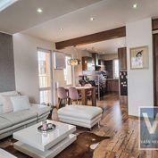 4 izbový nadštandardný mezonetový byt s loggiou v Prešove