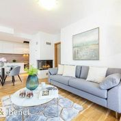 Arvin & Benet   Unikátny 3i byt s krboma nadštandardnou terasou vo výbornej lokalite