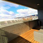 CASMAR RK *TEHELNÉ POLE *1,5 -izbový štýlový byt- 38m2, 12m2 terasa
