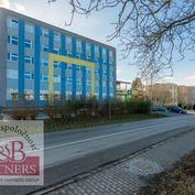 Ponúkame Vám na prenájom kancelárske priestory o výmere od 75 m2 až do 614 m2 na Soblahovskej ul. v