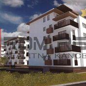 NOVÝ Projekt SEVERKA - 3 izbový byt s balkónom 01-201