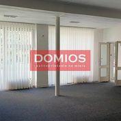 EXKLUZÍVNE | prenájom obchodno-sklad. priestorov (153 m2, príz., výklad, WC, parking)