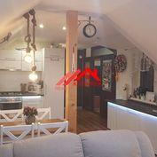 Kuchárek-real: EXKLUZÍVNE!!! Ponuka dvojgeneračného rodinného dom s dvoma samostatnými bytovými jedn