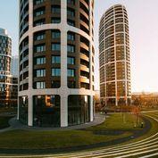 PREDAJ - Výhľad na mesto, 3-izbový byt na 26.p., SKY PARK vo veži 2