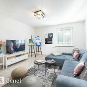 Arvin & Benet   Moderný a priestranný 2i byt v tichom prostredí plnom zelene