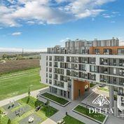 DELTA   SLNEČNICE: 1,5 izbový byt v novostavbe s oddelenou nočnou časťou , Petržalka, 37,5 m2