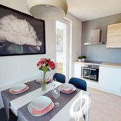 priestranný 2 izbový byt novostavba Zelené Dvory (blok C)