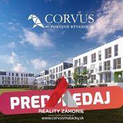Corvus Malacky - nový bytový komplex so SMART 3 izbovými bytmi