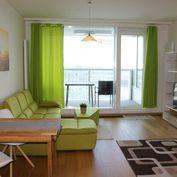 Prenájom 2 izb. bytu s garážou v NOVOSTAVBE Panorama City