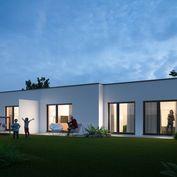 4 izbový bungalov typ C so záhradou v projekte Elisabeth Garden