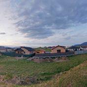 Pozemky pri Turčianskych Tepliciach, komplet IS