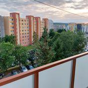 1 izbový byt, 39,5m2, KVP - Hemerkova