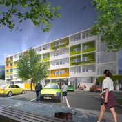 Predaj parkovacích miest v Radvani