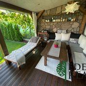 Moderná novostavba bungalovu v rezidencii Tri vody
