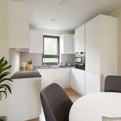 2 izbový byt s balkónom v Novostavbe - Bytová dom Sabinovská (B6)