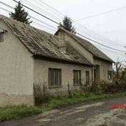 Na predaj starší rodinný dom v pôvodnom stave, Kalinovo, 10 km od Lučenca