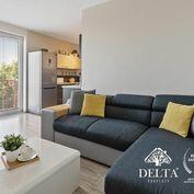 DELTA   REZERVOVANÝ -  Slnečný 2 izbový byt s balkónom v Miloslavove - Alžbetin Dvor