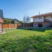 Na predaj priestranný 3-izbový rodinný dom v Ružinove