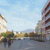 Prenájom komerčného priestoru v centre Nitry