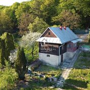 ''RESERVÉ'' Jedinečná ROMANTICKÁ Chalupa / Chata + záhrada (716 m2) Čermeľ / Košice - Sever