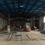 creative solution s.r.o. - prenájom skladového priestoru 147 m2 - BA II