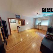 Priestranný zrekonštruovaný 3 izbový byt v Senci, 71 m2, výborná lokalita