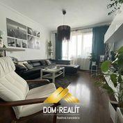 DOM-REALÍT ponúka zariadený 1,5 izbový byt v skvelej lokalite na ulici Československých Parašutistov