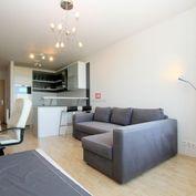 HERRYS - Na prenájom moderný 2 izbový byt v komplexe III Veže s výhľadom do tichej časti