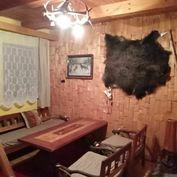 Ponúkame na predajrekreačnú chatu na Drienici, priamo na lyžiarskom svahu.