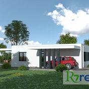 Novostavba 3 izbového rodinného domu BEA 4