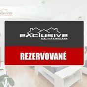 REZERVOVANÉ - 3-IZB.BYT-UHEROVA,POPRAD,LOGGIA,7/8 P