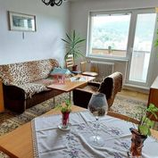 PREDAJ: 3i byt s balkónom - 62,5m2, Ružomberok - Polík