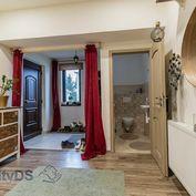REZERVOVANÝ - Predaj 4 izb. rodinného domu s garážou na 6á pozemku, Rohovce