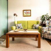 BEDES - PRENÁJOM | Zariadený 3 izbový byt s balkónom