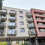Mlynská BAŠTA - Prenájom 2 izb byt, 5 m2, lodžia, výťah, 4/5 p. , zariadený