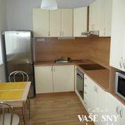 Na prenájom 2-izbový byt v novostavbe pri Maxe
