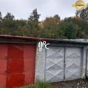 Predaj murovanej garáže Martin širšie centrum